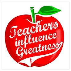 Education Teacher School Wall Art Poster