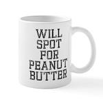 Will spot for peanut butter Mug
