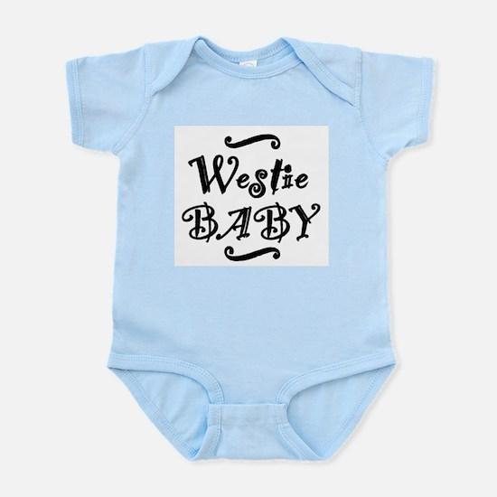 Westie BABY Infant Bodysuit