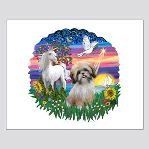 MagicalNight-ShihTzu#13 Small Poster