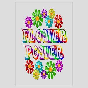 Flower Power Wall Art