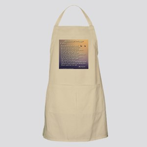 Alzheimer's Prayer Apron