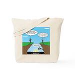 KNOTS GPS Tote Bag
