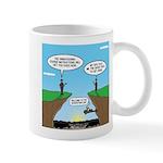 KNOTS GPS Mug