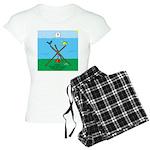 Weather Rock Flood Women's Light Pajamas