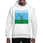 Weather Rock Flood Hooded Sweatshirt