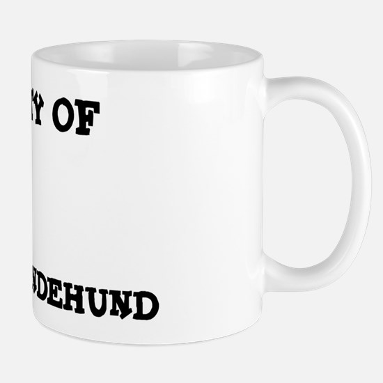 Pawperty: Norwegian Lundehund Mug