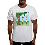 KNOTS Staff Hunt Camp Games Light T-Shirt