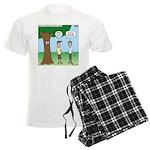 KNOTS Staff Hunt Camp Games Men's Light Pajamas