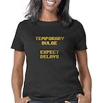Temporary Bulge Expect Del Women's Classic T-Shirt