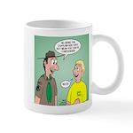 Chaplain's Aide Question Mug
