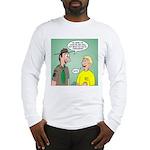 Chaplain's Aide Question Long Sleeve T-Shirt