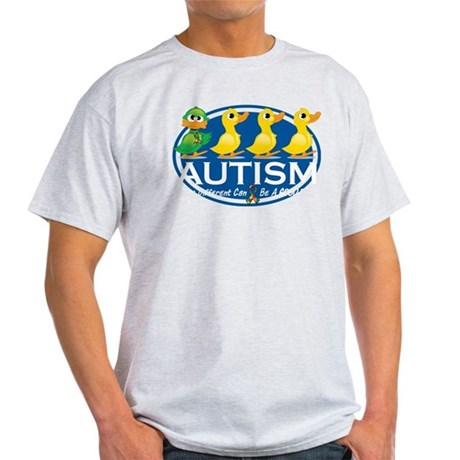 Autism-ugly-duckling-blk T-Shirt