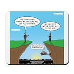 GPS Generation Gap Mousepad