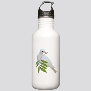 Dove Olive Branch Stainless Water Bottle 1.0L
