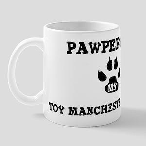Pawperty: Toy Manchester Terr Mug