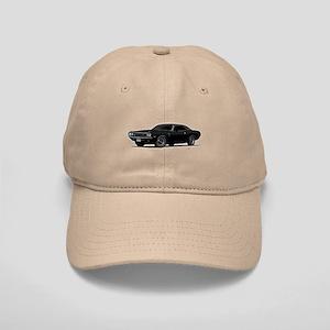 1970 Challenger Black Cap