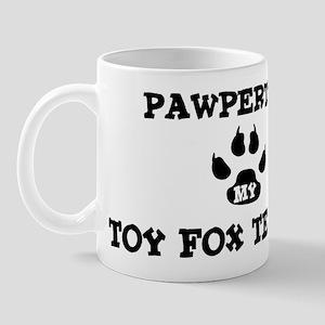 Pawperty: Toy Fox Terrier Mug