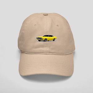 1970 Challenger Bright Yellow Cap