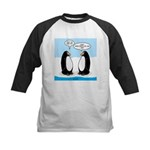 Penguins Kids Baseball Jersey