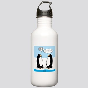 Penguins Stainless Water Bottle 1.0L