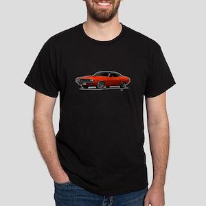 1970 Challenger Hemi Orange Dark T-Shirt