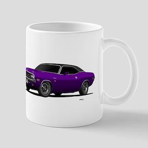 1970 Challenger Plum Crazy Mug
