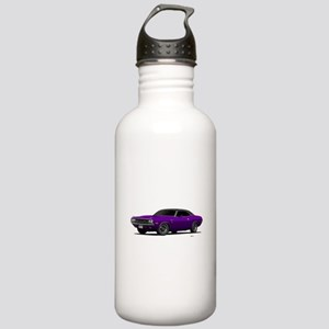 1970 Challenger Plum Crazy Stainless Water Bottle