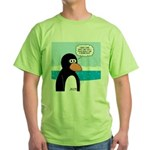 OTL Cartoon of the Week Green T-Shirt