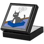OTL Cartoon of the Week Keepsake Box