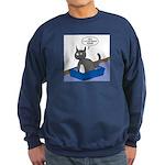 OTL Cartoon of the Week Sweatshirt (dark)