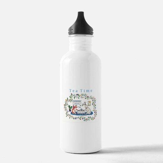 Tea Timers Water Bottle