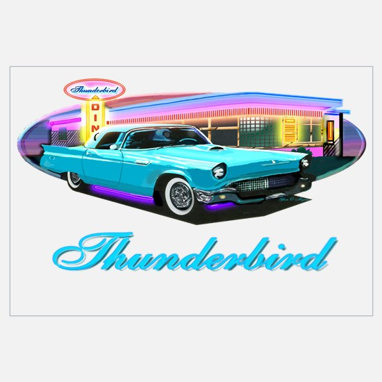 2002 - 05 Ford Thunderbird Classic Cars