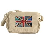 Tartan and other patterns uni Messenger Bag