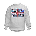 Tartan and other patterns uni Kids Sweatshirt