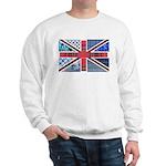 Tartan and other patterns uni Sweatshirt
