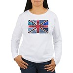 Tartan and other patterns uni Women's Long Sleeve