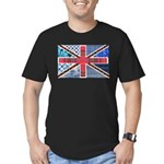 Tartan and other patterns uni Men's Fitted T-Shirt