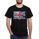 Tartan and other patterns uni Dark T-Shirt