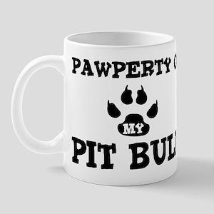 Pawperty: Pit Bull Mug