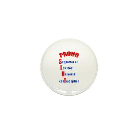 PROUD SLUT Mini Button (100 pack)
