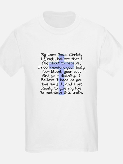First Holy Communion T-Shirt