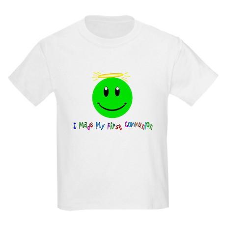 First Holy Communion Kids Light T-Shirt