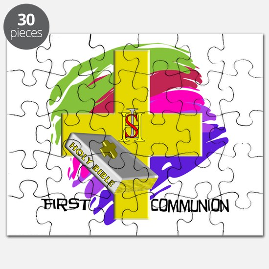 First Holy Communion Puzzle