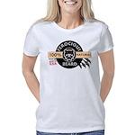 FerociousBeard100Natural Women's Classic T-Shirt