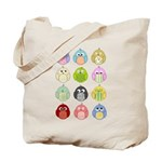 Cute Owls Tote Bag