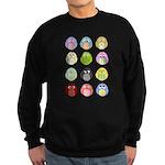 Cute Owls Sweatshirt (dark)