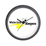 White Lick Beekeepers Wall Clock