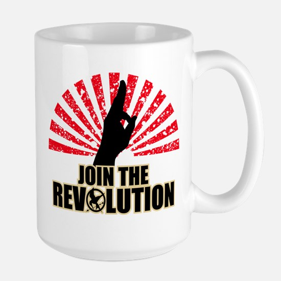 Join the Revolution Large Mug
