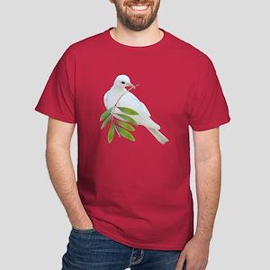 Dove Olive Branch Dark T-Shirt